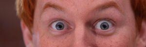 fry eyes